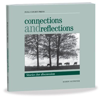 Connections and Reflections book