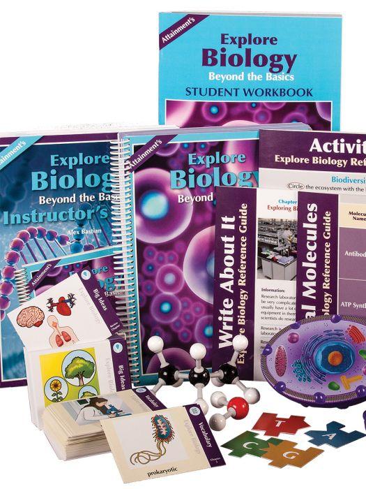 Explore Biology Curriculum