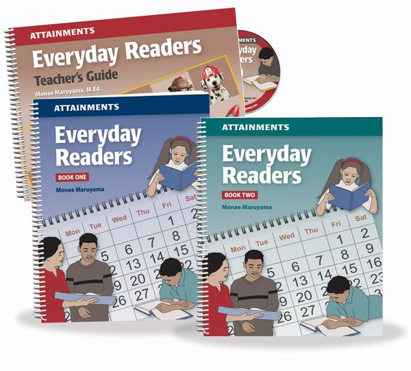 Everyday Readers Curriculum
