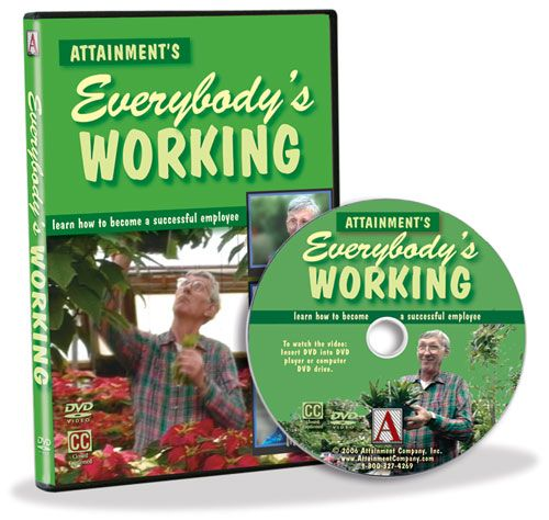 Everybody's Working DVD