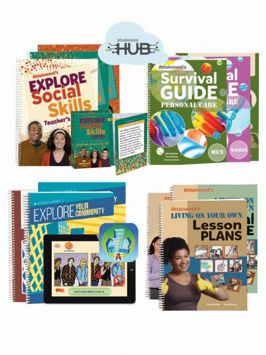 Explore Life Skills Package