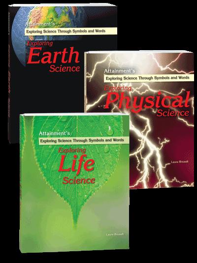 Explore Science Series Books