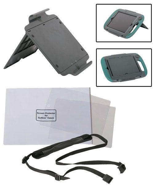GoNow Accessories - Cover Stand, Screen Protectors, Shoulder Strap