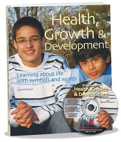 Health, Growth & Development Book with PDF CD