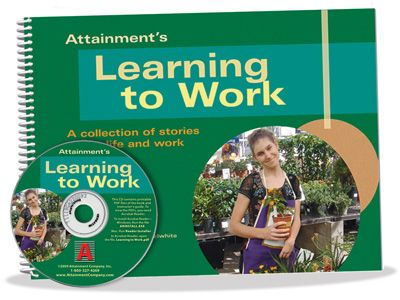 Learning to Work Book and PDF CD