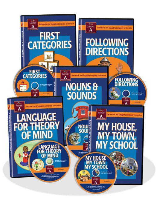 Laureate Expanding Language Series