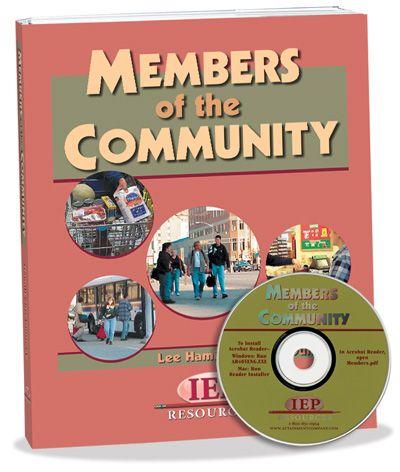 Members of the Community Book