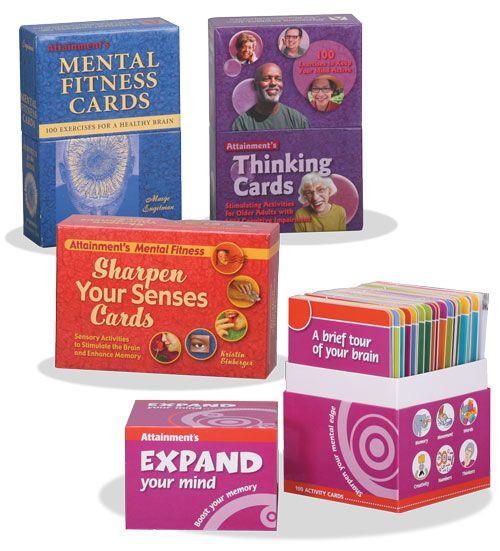 Mental Workout Card Set