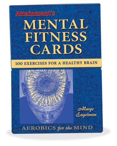 Mental Fitness Cards box
