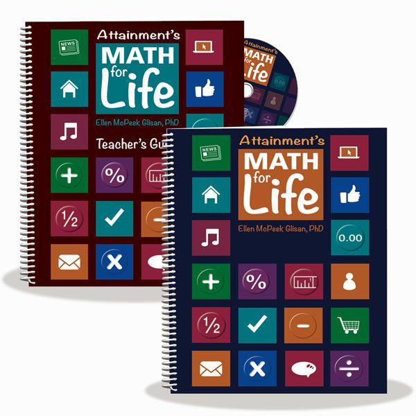 Math for Life books