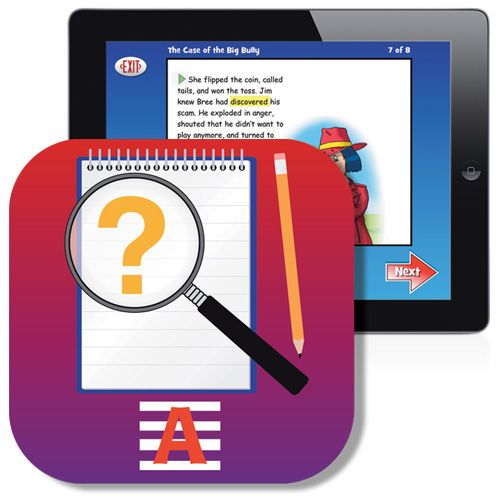 Mini Mystery Readers iPad App