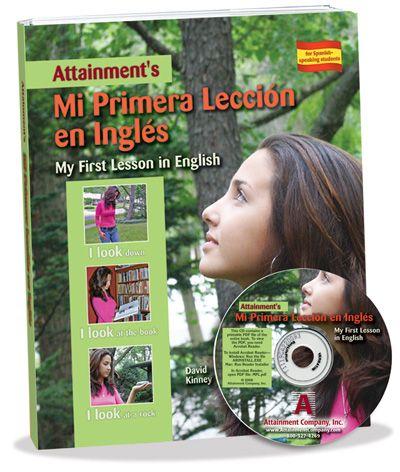 Mi Primera Lección en Inglés