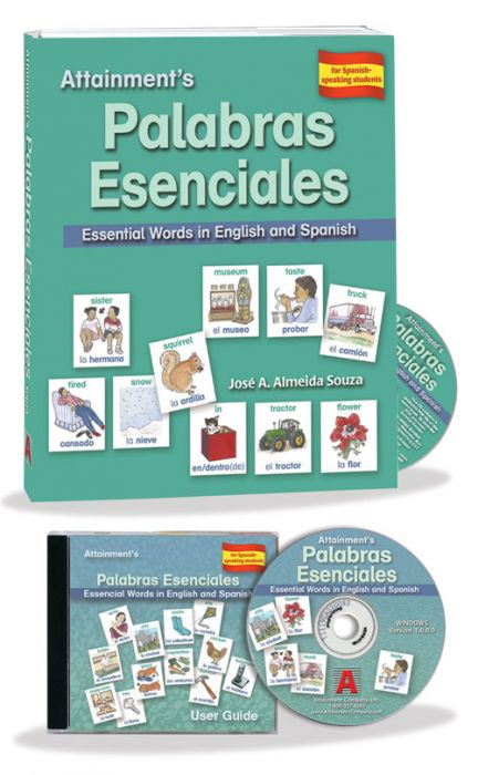 Palabras Esenciales Book and Software