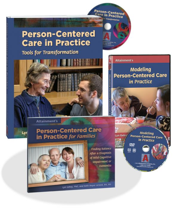 Person-Centered Care in Practice Package