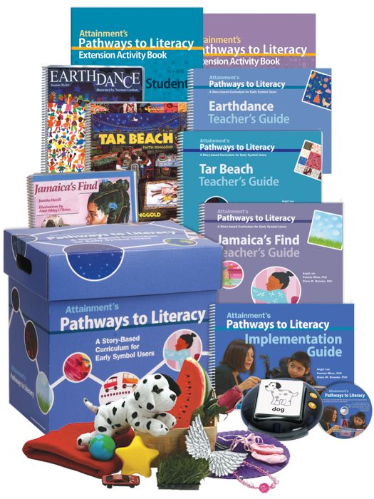 Pathways to Literacy full curriculum