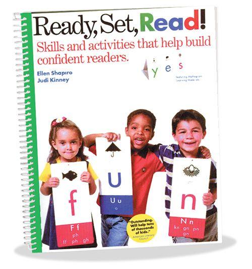 Ready, Set, Read! Teacher's Guide Book