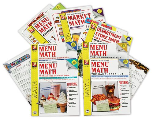 Real Life Math Collection