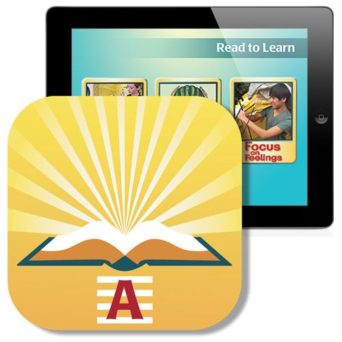 Read to Learn iPad App