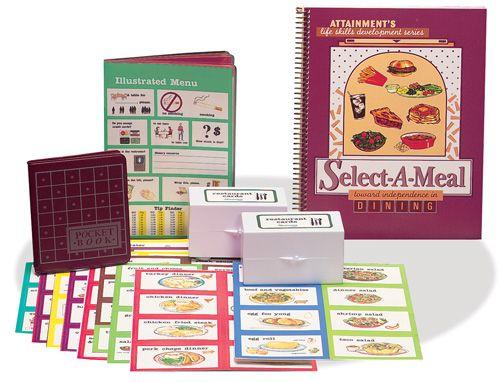 Select-A-Meal Curriculum