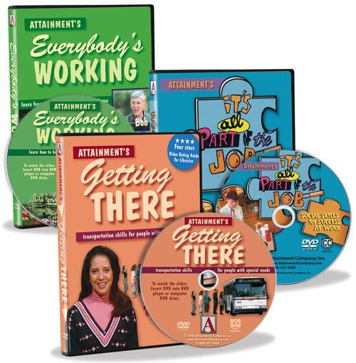 School to Work DVD Series