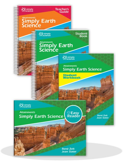 Simply Earth Science Curriculum