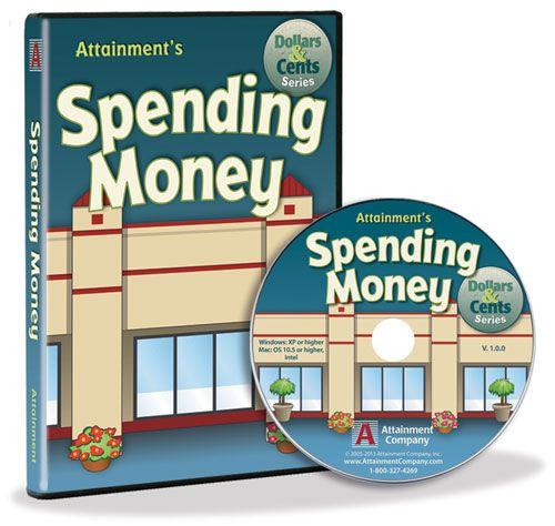 Spending Money Software