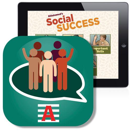 Social Success iPad App