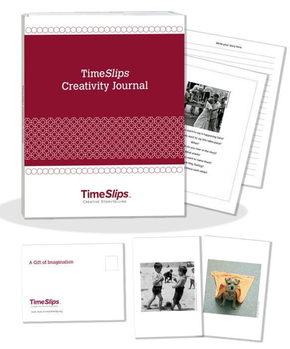 TimeSlips Creativity Journal
