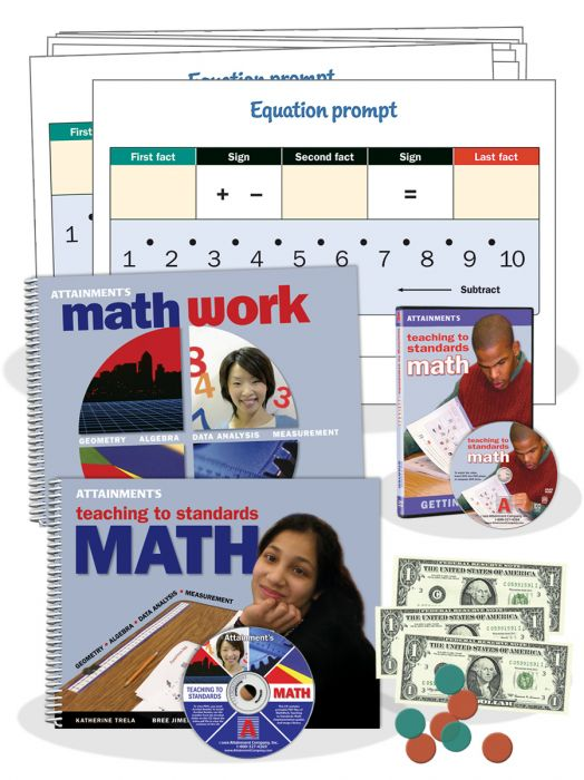 Teaching to Standards Math Curriculum