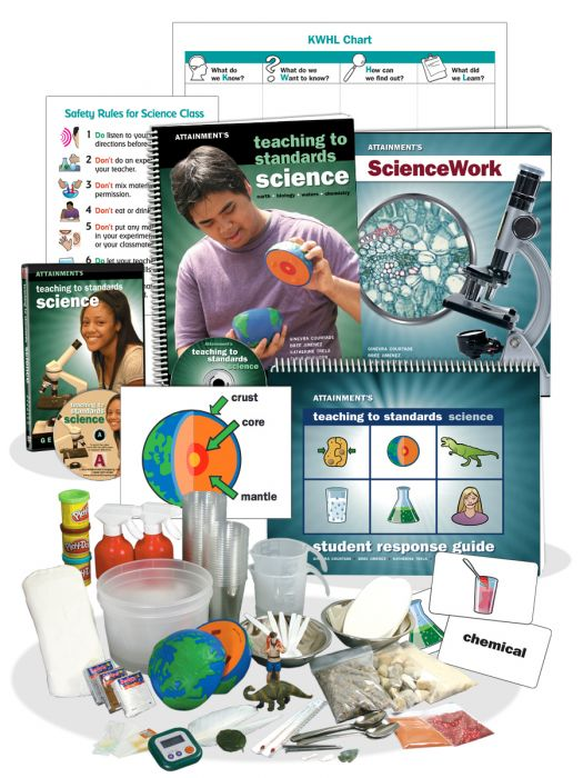 Teaching to Standards Science Curriculum