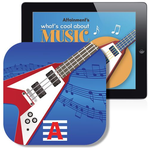 What's Cool About Music iPad App