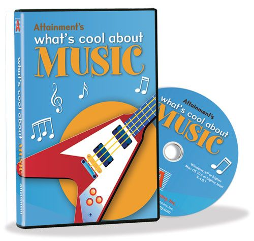 What's Cool About Music Software