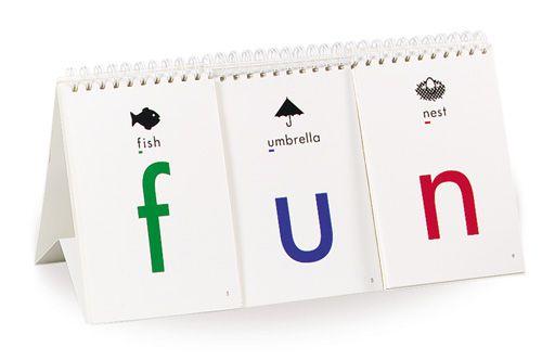 Word Flip Book