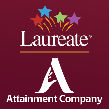 Attainment Laureate logo