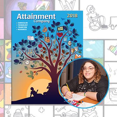 Attainment 2018 Catalog Cover