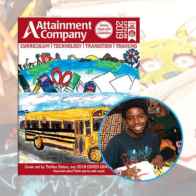 Attainment 2019 Catalog Cover