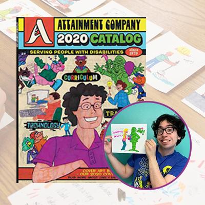 Attainment 2020 Catalog Cover